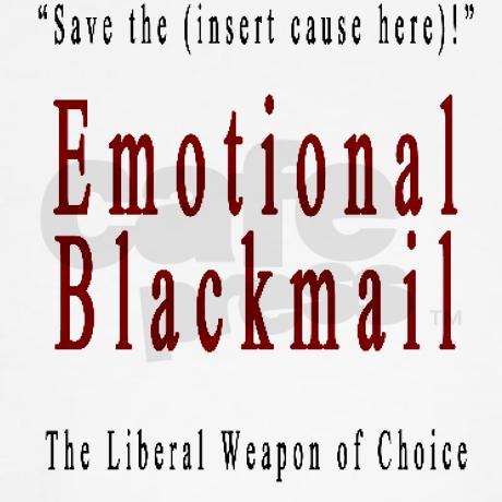 big emotional_blackmail_logo_inver_long_sleeve_tshirt